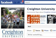 New All-University Facebook, Twitter Pages