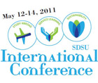 SDSU International Conference Logo